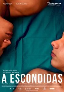 AESCONDIDAS poster