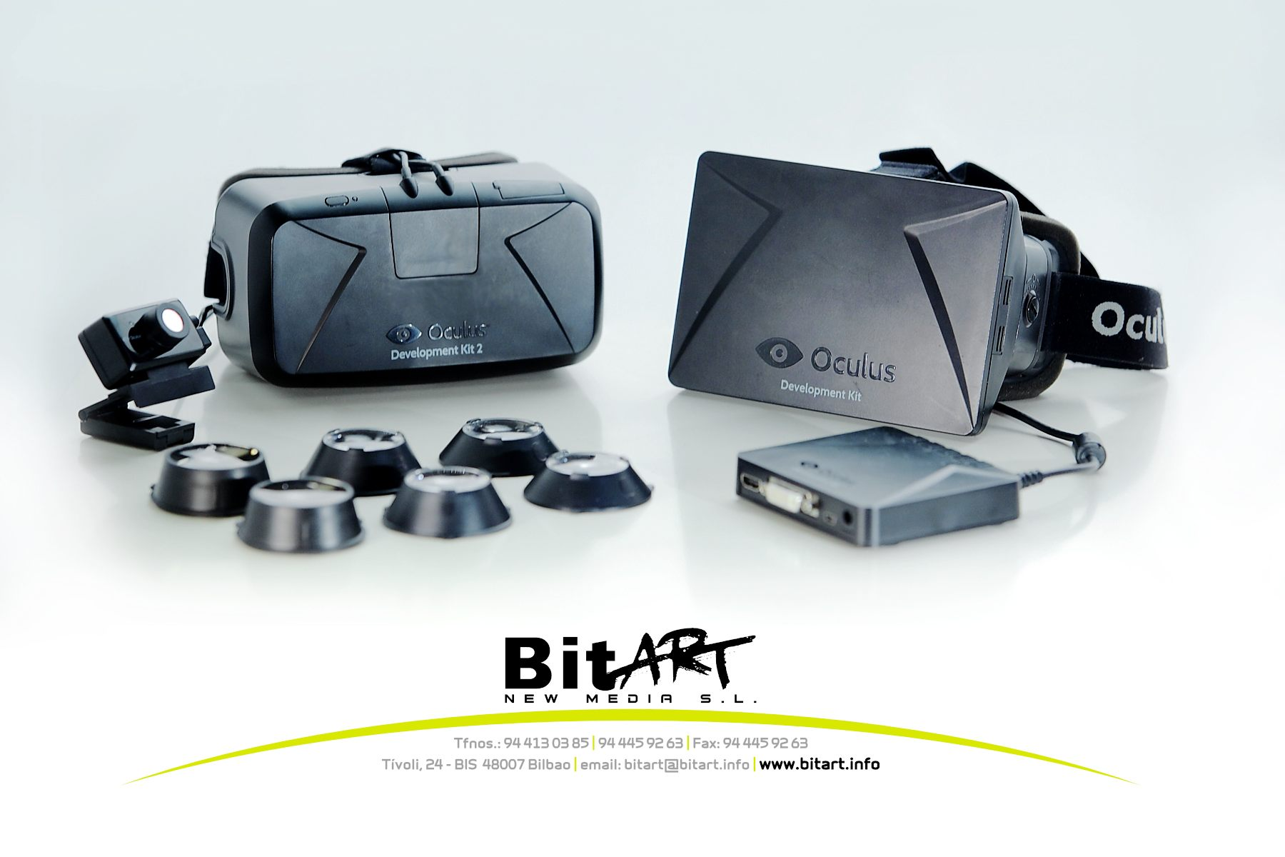 OCULUS BITART NEW MEDIA