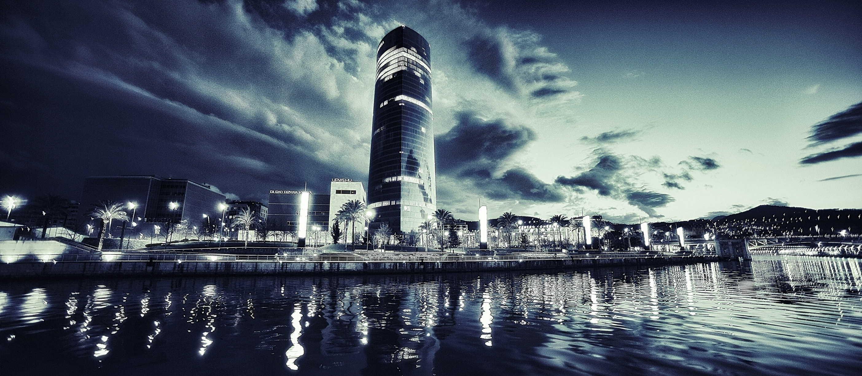 panorámica de Bilbao por Bitart New Media