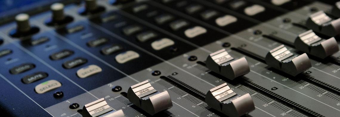 Producción de Video y Audio