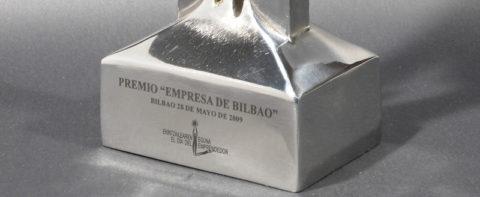 Premio empresa Bilbao